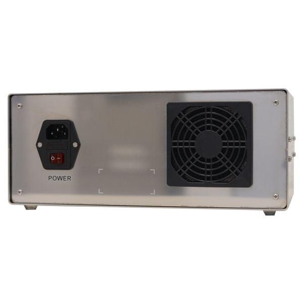 garage o3 ozone system sistema ozono oficina front pic