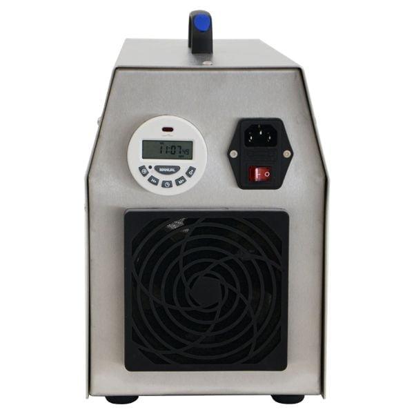 portable ozone generator front pic gerador portátil de ozono generador
